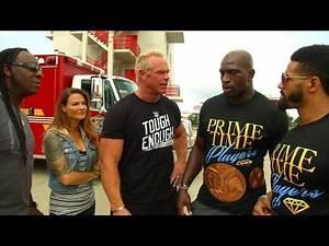 Wer gewinnt die Teamwork Challenge?: WWE Tough Enough Digital Extra – 4. August 2015