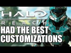 Why Halo Reach Customization was the BEST of any Halo Game