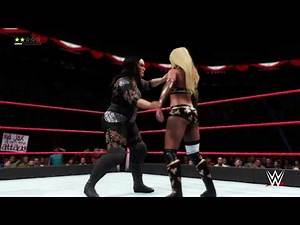 WWE 2K20 RAW Alicia Fox vs. Nia Jax Winner qualifies for 6 Pack challenge at WrestleMania