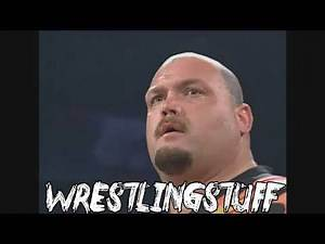 """WCW Bam Bam Bigelow 2nd Theme Song - """"Skank"""" (With Tron) (RIP)"""