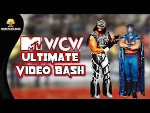 WCW Ultimate Video Bash - The Failed 1998 MTV Wrestling Show