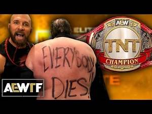 AEW Dynamite WTF Moments (12 Aug) | Finished TNT Title Debuts, Orange Cassidy Defeats Chris Jericho