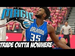 NBA 2K17 Magic MyGM Y4 | I Talk About A Trade & Role Players For 5 Minutes