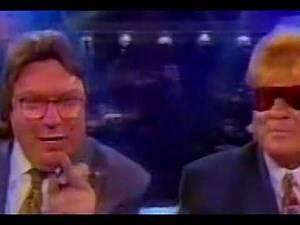 Super Catch 90: Bob Léo ganha óculos de Bret Hart (WWF)