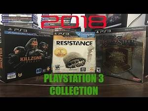 PS3 Collection 2018 - (160+ PS3 Best Games)