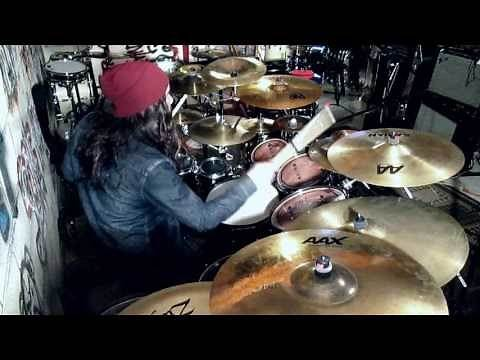 Glen Monturi - Here to Stay (KoRn Drum Cover)