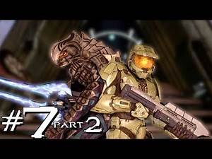 Let's Play: Halo 3 Mission #7 - The Covenant PART 2