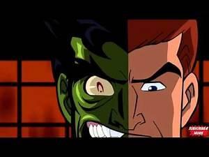 Batman:Two Face Team Up