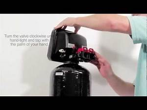 How to Install Your Matrix Water Softener Part 3