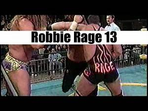 Robbie Rage and Kenny Kaos vs. Renegade and Joe Gomez