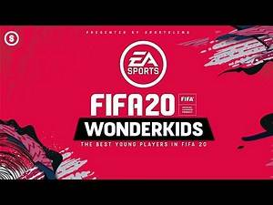 FIFA 20 Wonderkids – The best young players in FIFA 20 | Sportslens