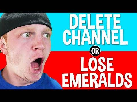 EXTREME Minecraft Would You Rather with Unspeakable!