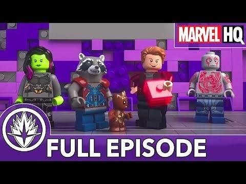 LEGO Guardians Take on Thanos! | Marvel LEGO: The Thanos Threat (ALL EPISODES)