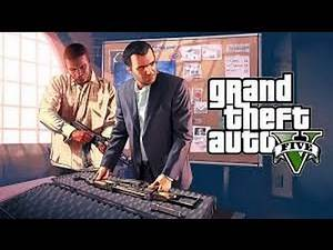 GTA 5- How to Get A Girlfriend
