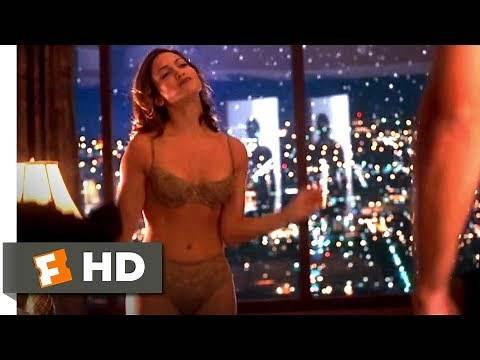 Out of Sight (1998) - Hotel Strip Tease Scene (8/10) | Movieclips