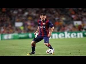 Lionel Messi - Dribbling Skills ● 2014/2015