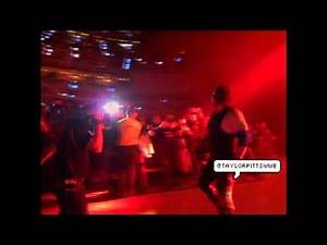 WWE Live Mexico City 2015 - Kane entrance