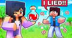 Making My Friends Tell The TRUTH In Minecraft!