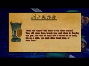 Ocarina of Time: Enemies Guide