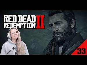 A Rage Unleashed - Red Dead Redemption 2: Pt. 33 - Blind Play Through - LiteWeight Gaming