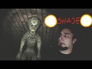 Scary Game | Shade | A VERY TALL... GREEN.. MONSTER...