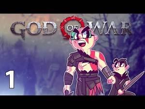 Northernlion Plays - God Of War! [Episode 1] (Twitch VOD)