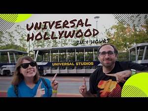 Universal Studios Hollywood In Only 4 Hours: Jurassic World The Ride at Night
