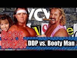 Let's Watch & Riff on DDP vs. Booty Man | Rope Break