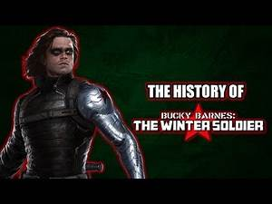 The History of The Winter Soldier - Superhero Spotlight