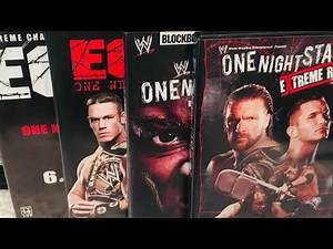 WWE/ECW One Night Stand PPV DVD Collection Review