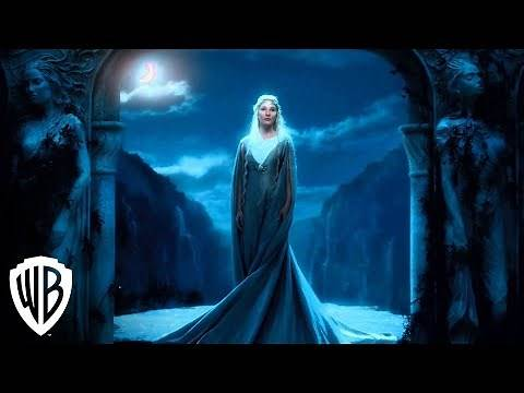 "The Hobbit: An Unexpected Journey   ""Galadriel and Saruman""   Warner Bros. Entertainment"