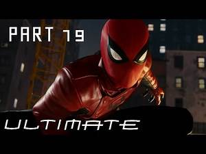 Napalm Plays: Marvel's Spider-Man (PS4)(Ultimate Playthrough) - Hammerhead