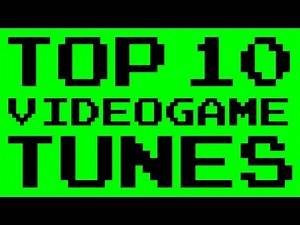 Top 10 Video Game Tunes (with brentalfloss) | Silvermania