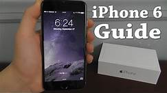 iPhone 6 – Complete Beginners Guide