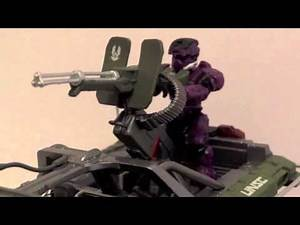 Jada Toys Halo Warthog vehicle review