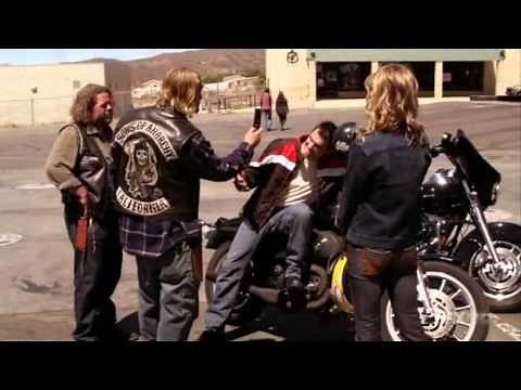 "Sons of Anarchy - ""Don't Ever Sit On Another Man's Bike"""