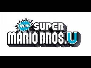 Boo House - New Super Mario Bros U - Music