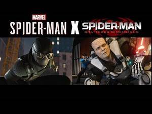 Spider-Man Noir vs Hammerhead with Shattered Dimensions OST - Spider-Man PS4