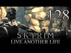 DRAUGR HUNT! - Skyrim: Live Another Life Let's Play 128 (PC) (Mods)