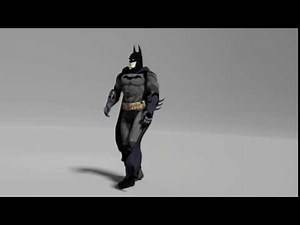 Batman Cape Test