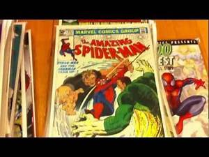 TheSlimShady115 ★ Comic Book Collection ★ Part 1 Amazing Spider-Man ★