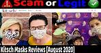 Kitsch Masks Reviews [August 2020] | Is It Scam or a Legit Store? Let's Find! | Scam Status Reviews