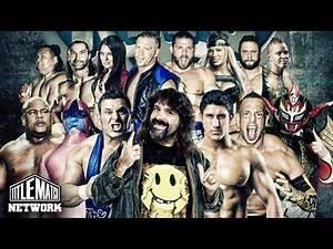 "Pro Wrestling Livestream - Jushin ""Thunder"" Liger, ECIII, Mick Foley, Curt Hawkins, Colt Cabana"