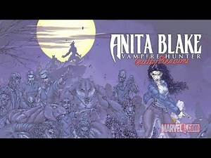Laurel K. Hamilton on Anita Blake's Marvel Comic