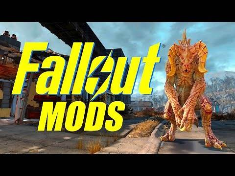 Fallout 4 Mods 2020 (PS4) Latest & Greatest - Sexy Ada, Deathclaw Spunk, Power Armor Mods & More!