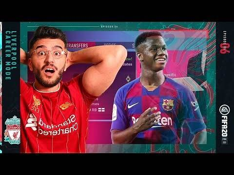 THE MISSING WONDERKIDS OF FIFA 20! - FIFA 20 LIVERPOOL CAREER MODE #6