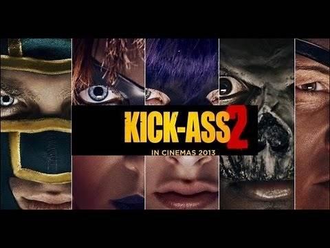 Kick Ass 2 (Official Trailer) 08/16/2013