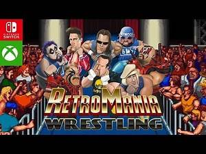 SRB Episode 10- Retromania Wrestling