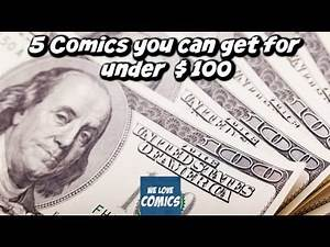5 comics you can buy for under $100 each. FEAR 10 is 1st SOLO Man thing. NOT 1st app.