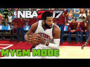 NBA 2K17 MyGM: 3 Moves to make as the Detroit Pistons in NBA 2K17 MyGM/MyLeague Mode